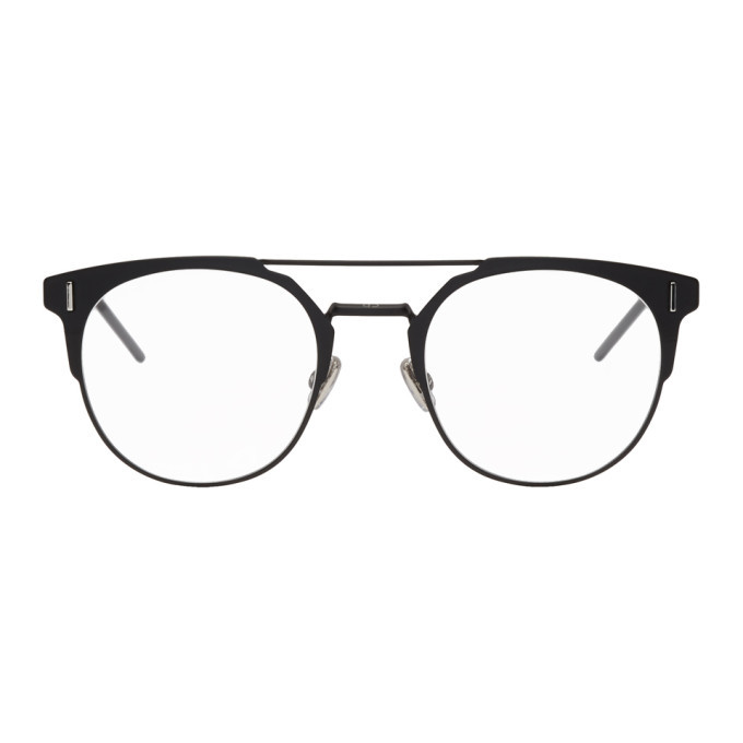 Photo: Dior Homme Black Composit01 Glasses