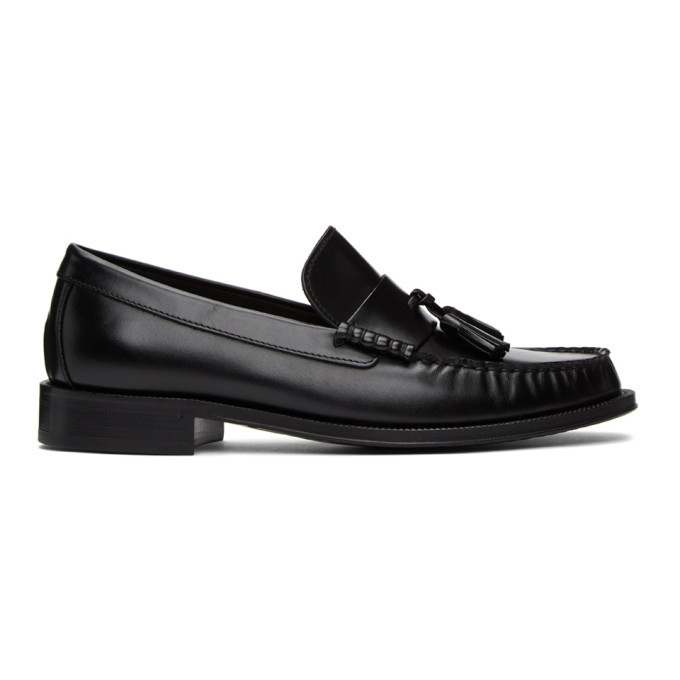 Photo: Paul Smith Black Lewin Loafers