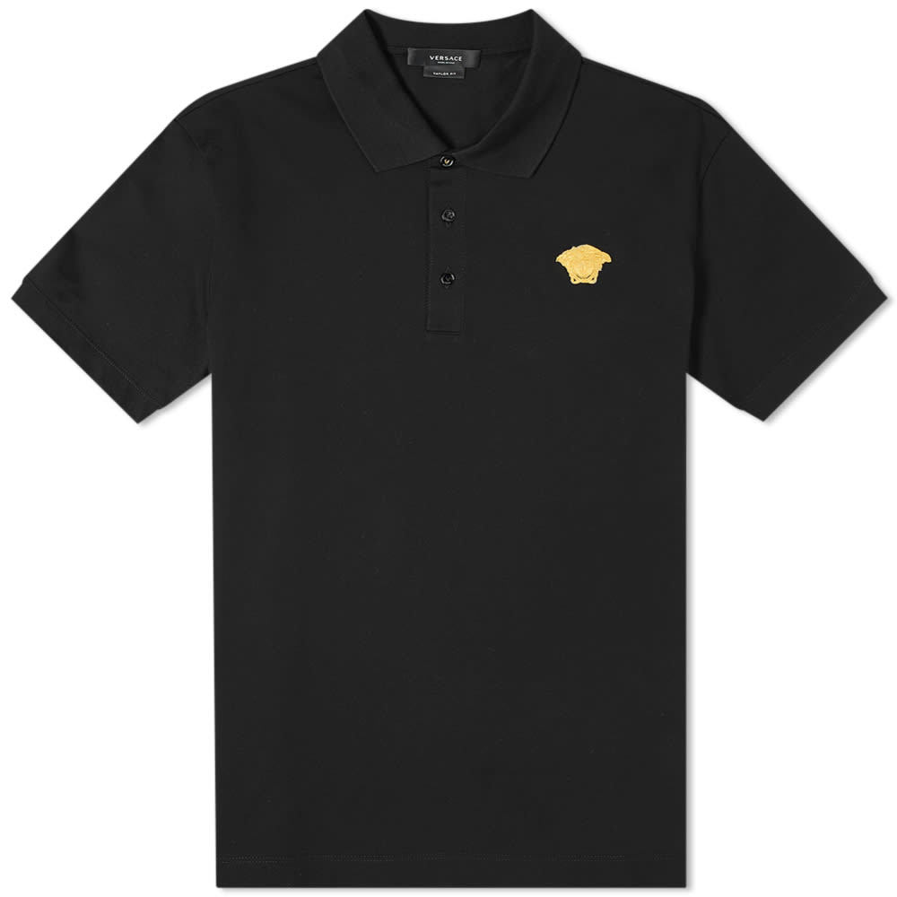 Photo: Versace Medusa Polo