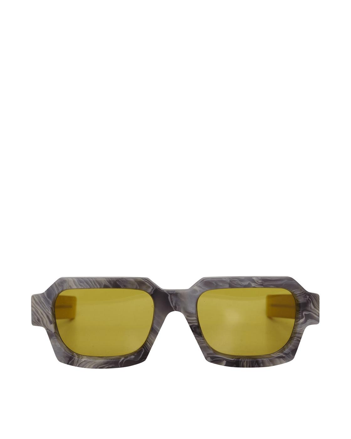 A Cold Wall Retrosuperfuture Caro Marble Sunglasses Grey Marble