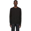 1017 ALYX 9SM Black Buckle Sweatshirt