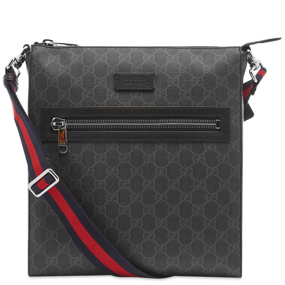Photo: Gucci GG Supreme Large Messenger Bag
