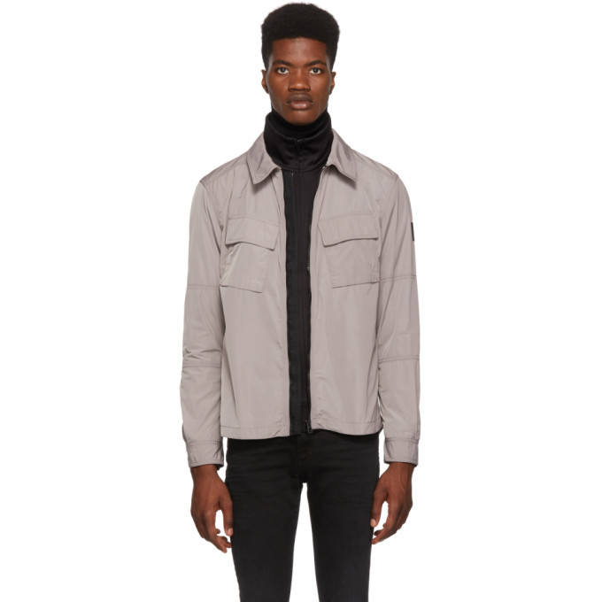 Photo: Belstaff Grey Talbrook Jacket