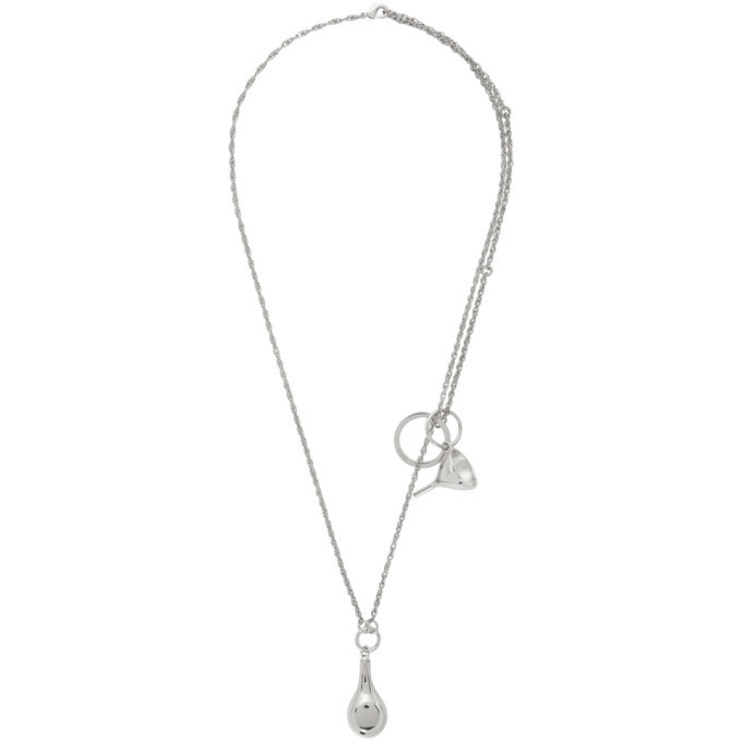 Photo: Lemaire Silver Small Perfume Bottle Pendant