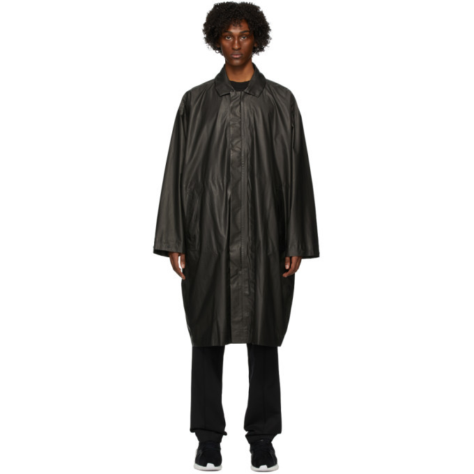 Photo: Y-3 Black Travel Raincoat