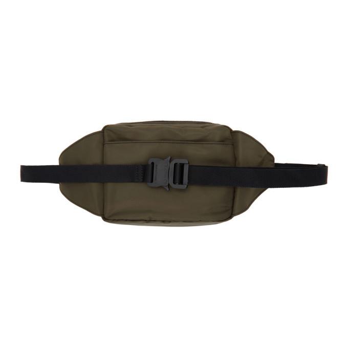 1017 ALYX 9SM Green Fuoripista Belt Bag