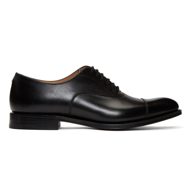 Photo: Churchs Black Dubai Oxfords