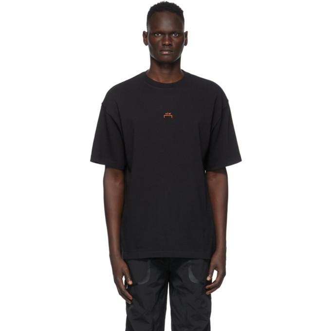 Photo: A-COLD-WALL* Black Erosion T-Shirt