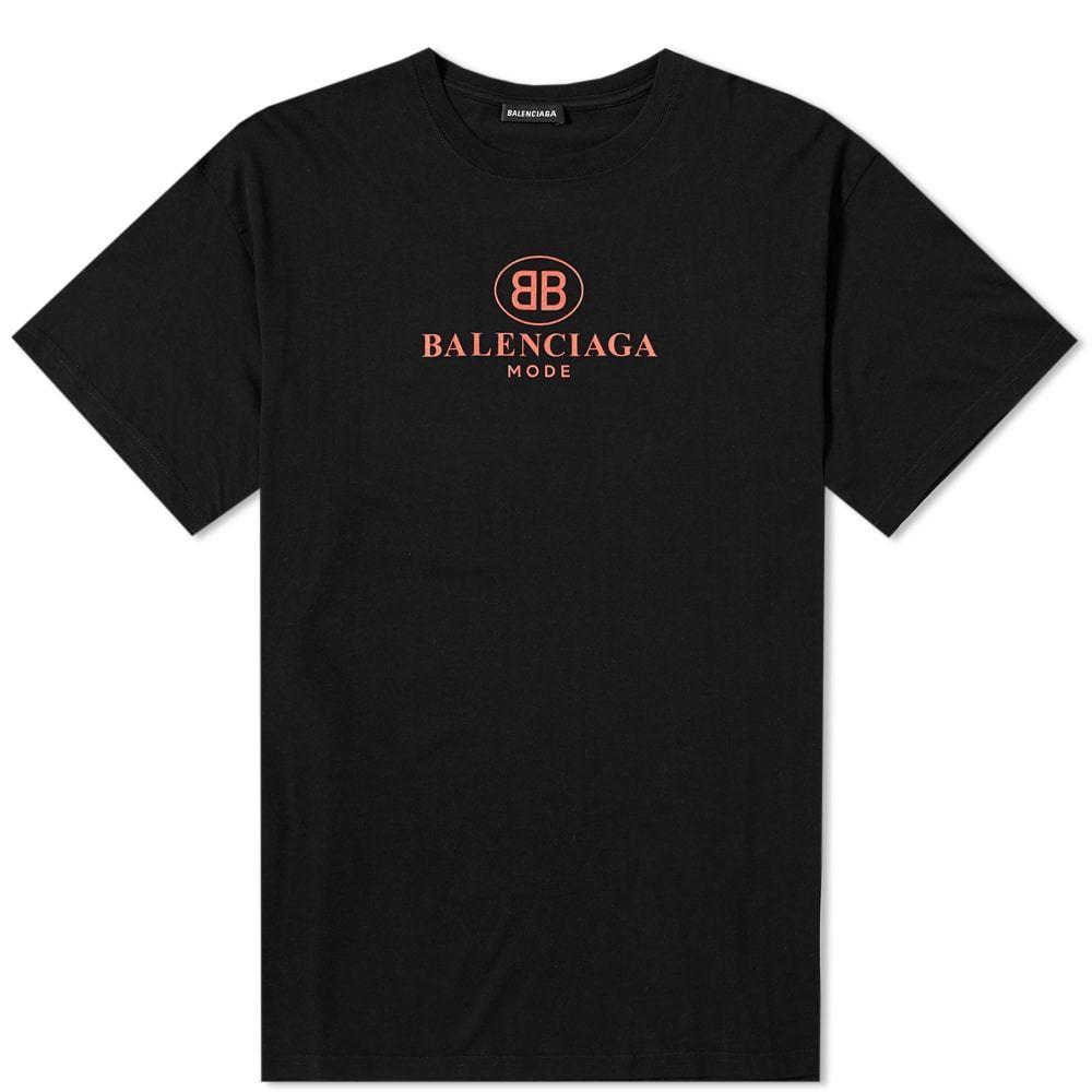 Photo: Balenciaga Mode Tee