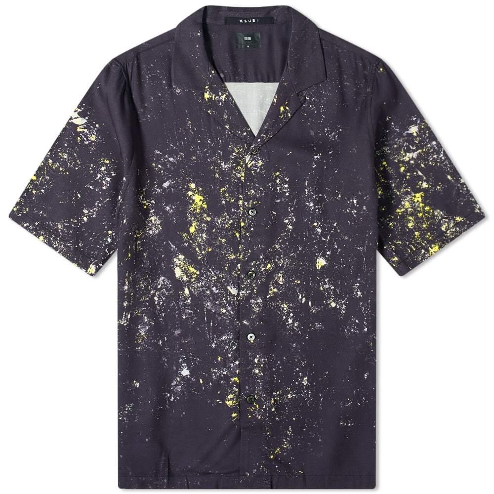 Ksubi Acid Painter Vacation Shirt