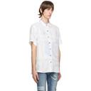 Ksubi White Super Nature Shirt