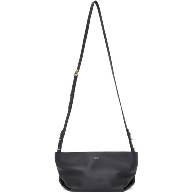 Photo: Khaite Black The Adeline Envelope Bag