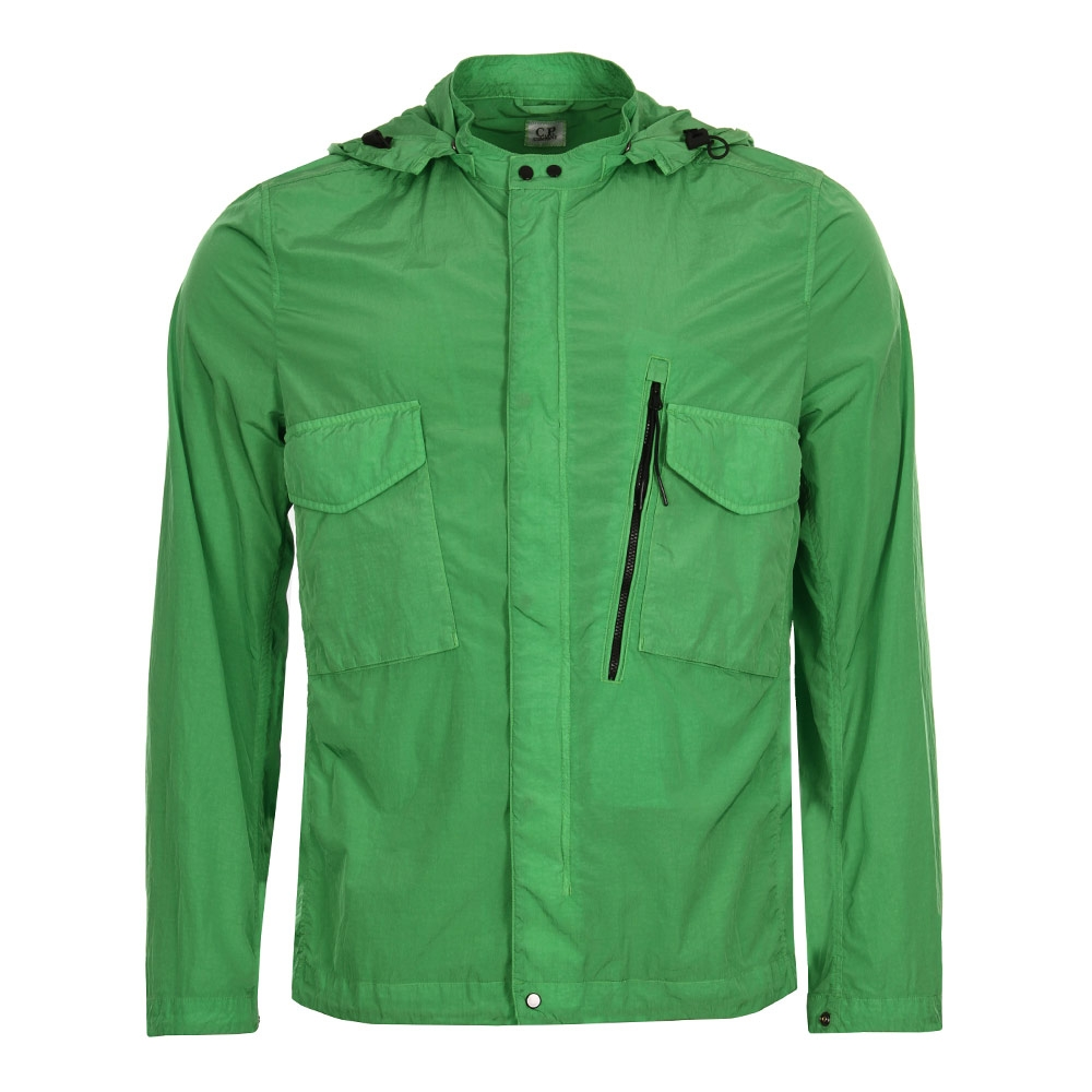 Photo: Goggle Overshirt - Classic Green