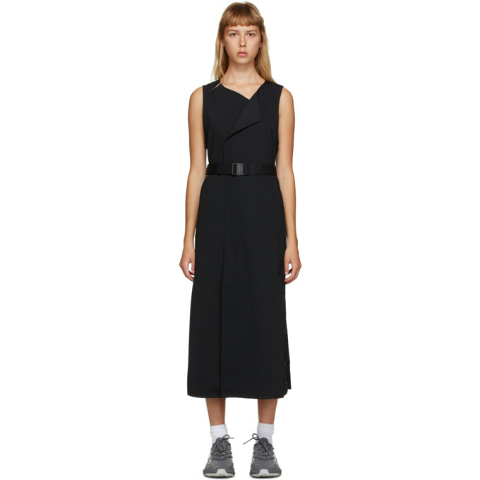 Photo: Y-3 Black CH2 Gilet Dress