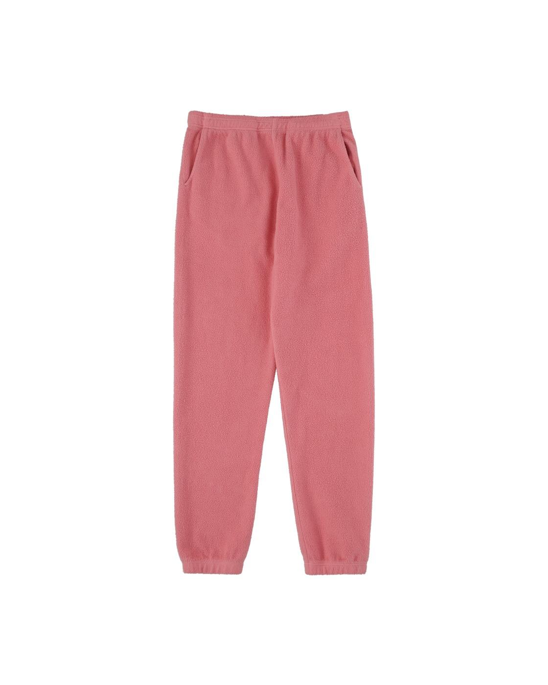 Photo: Brain Dead Reverse Fleece Sweatpants Pink