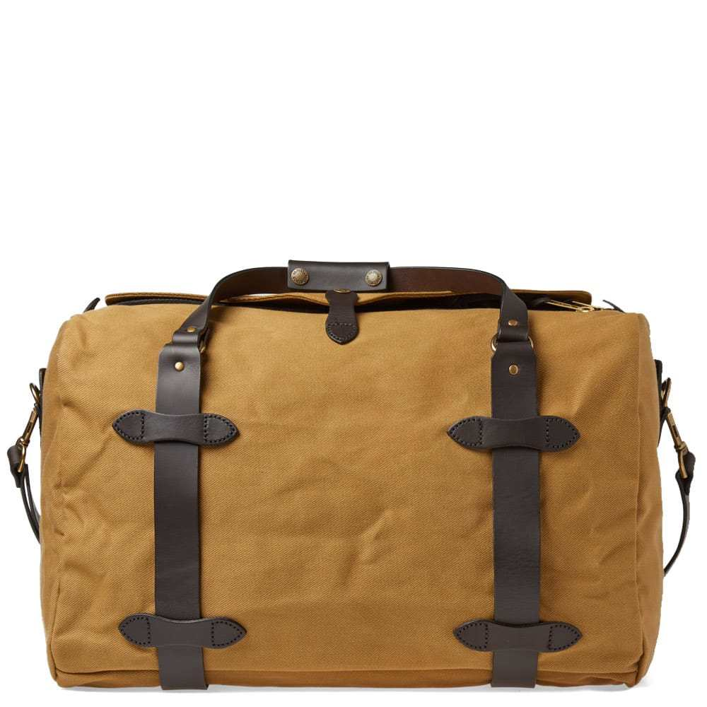Photo: Filson Medium Duffle Bag Brown
