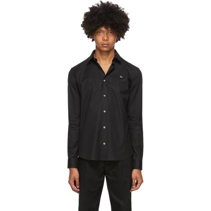 Photo: McQ Alexander McQueen Black Curtis Shirt