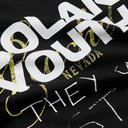 Raf Simons - Printed Cotton-Jersey T-Shirt - Black