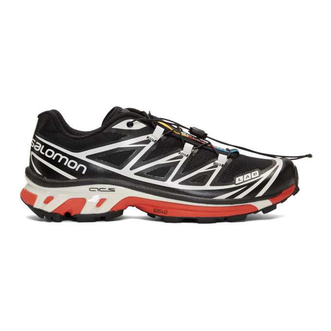 Photo: Salomon Black and White S/Lab Softground LT ADV Sneakers