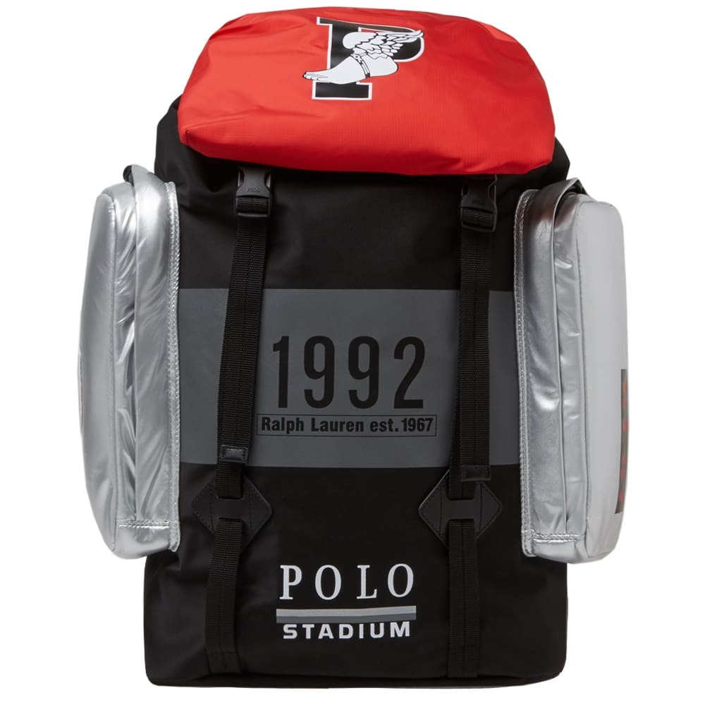 Photo: Polo Ralph Lauren Stadium Backpack