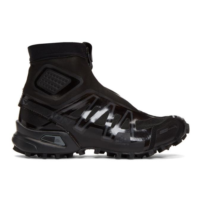 Photo: Salomon Black Snowcross Advanced LTD Sneakers