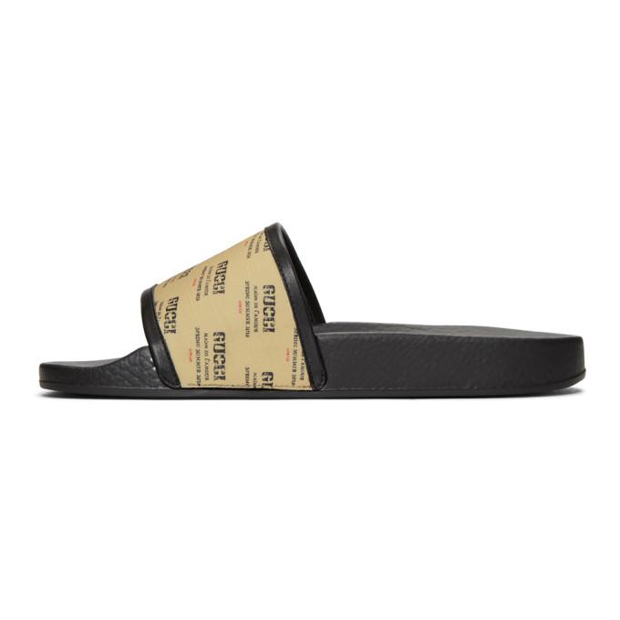 Gucci Off- Pursuit Slides c3YlcnwZi9