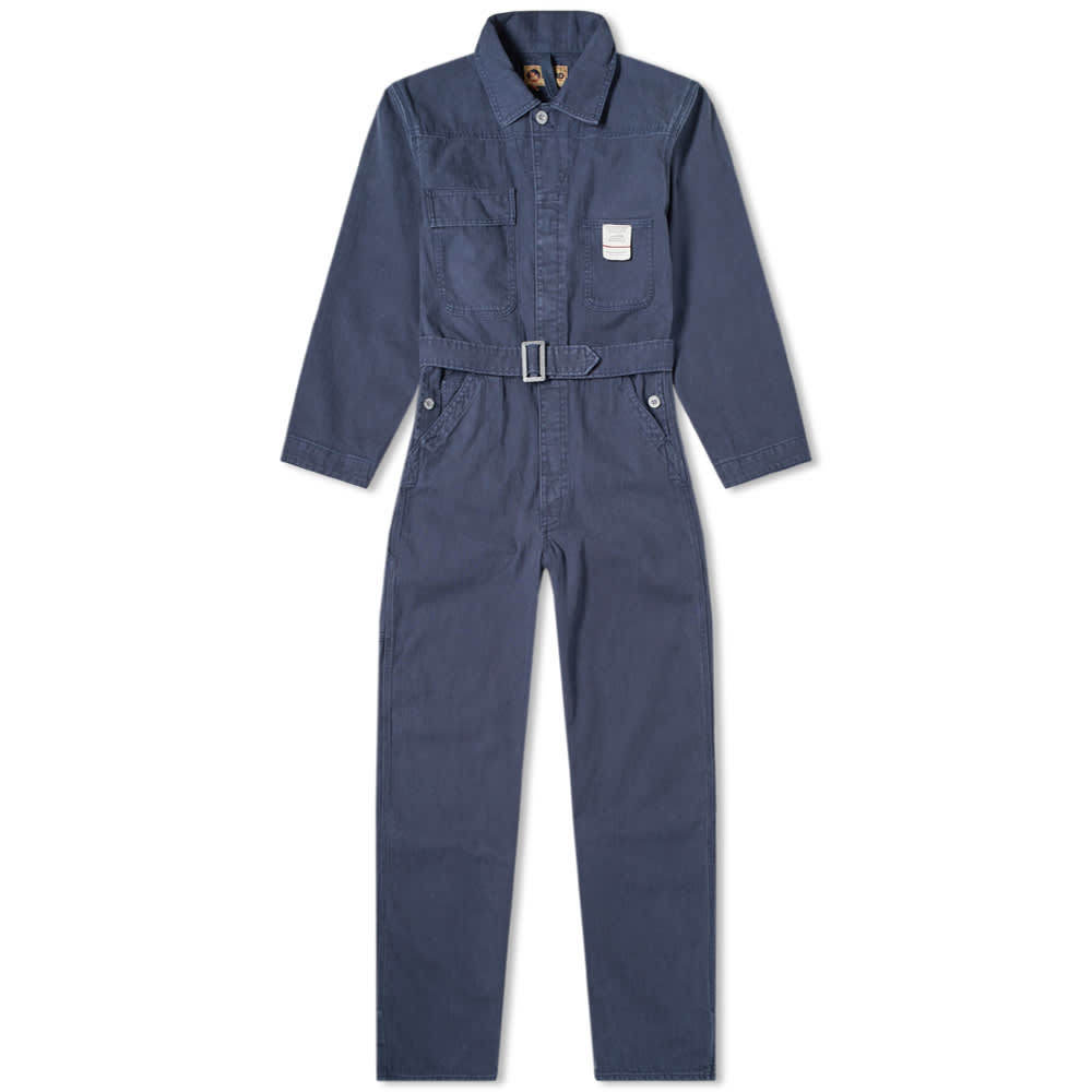 Photo: Nigel Cabourn x Lybro Coverall