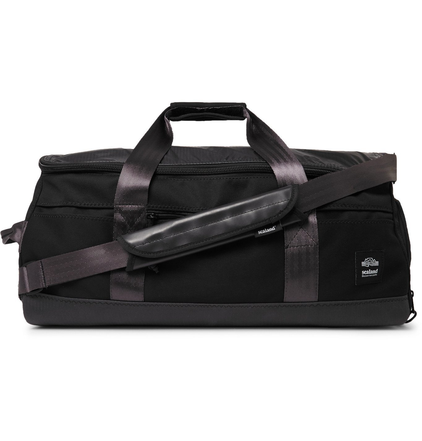 Photo: Sealand Gear - Dune Spinnaker and Ripstop Duffle Bag - Black