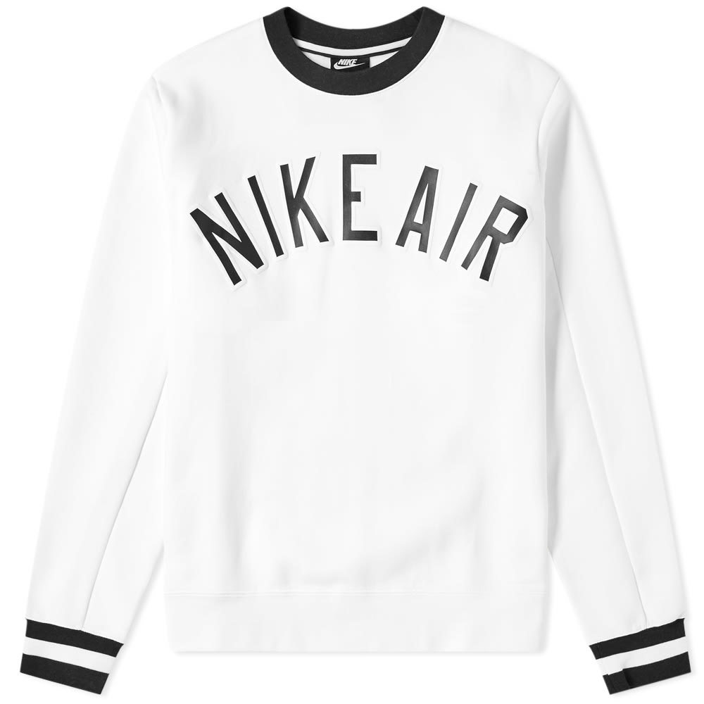 Photo: Nike Air Fleece Crew Sweat