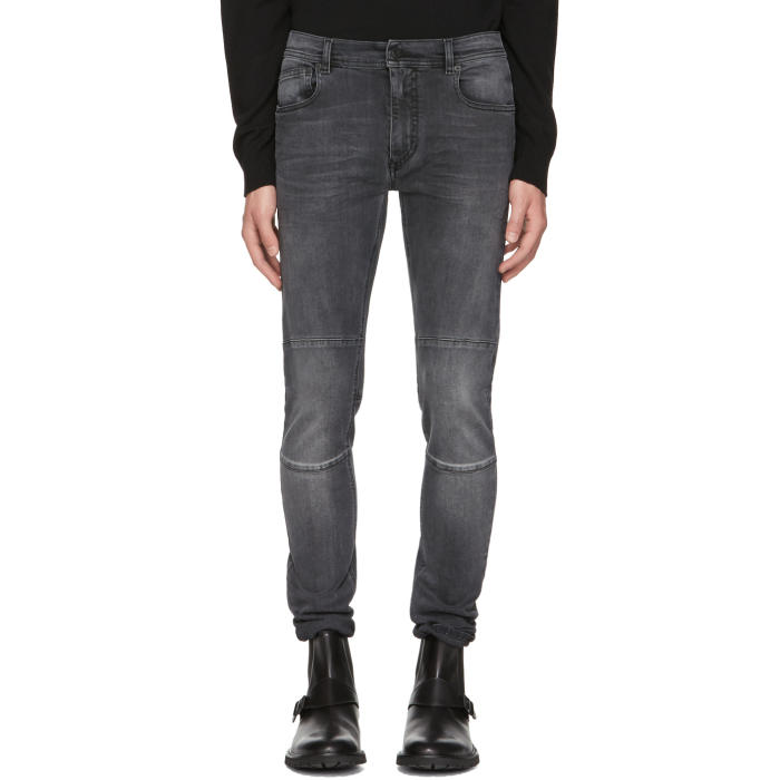 Photo: Belstaff Grey Tattenhall Jeans