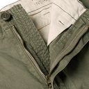 RRL - Slim-Fit Tapered Washed-Cotton Cargo Trousers - Green