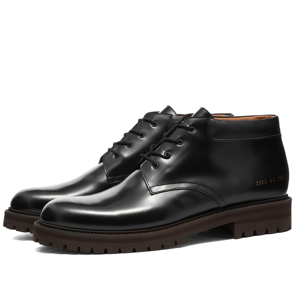 Photo: Common Projects Combat Derby Shoe