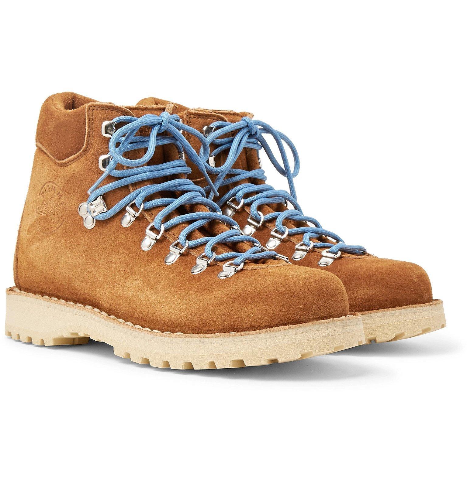Photo: Diemme - Roccio Vet Suede Boots - Brown