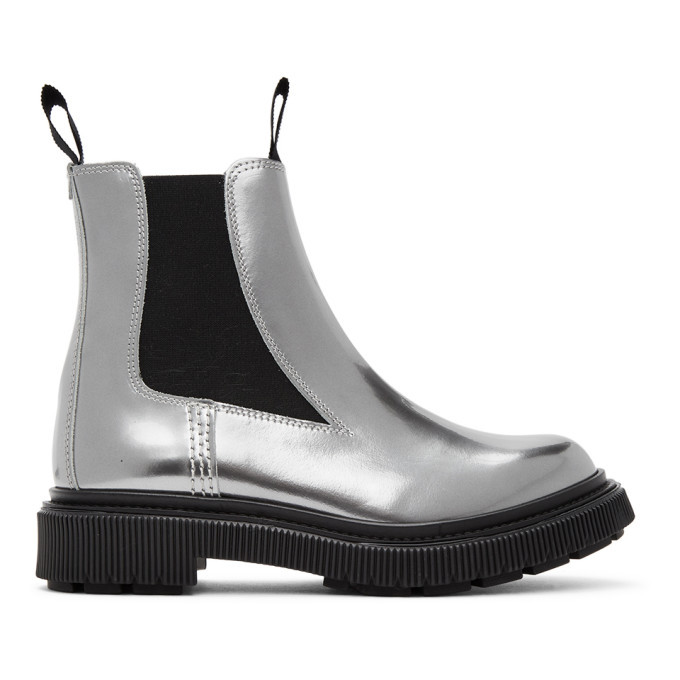 Photo: Etudes Silver Adieu Edition Type 146 Boots