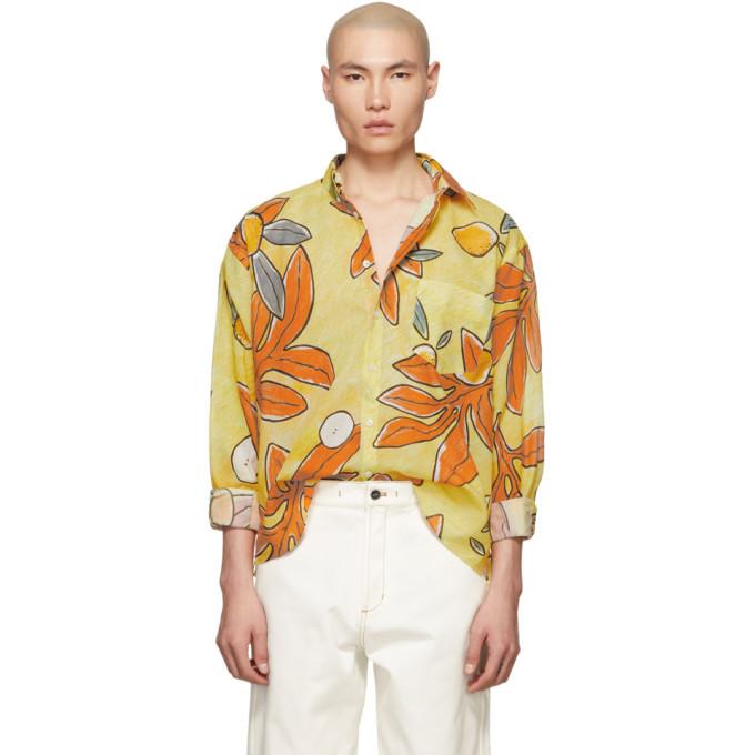Photo: Jacquemus Multicolor La Chemise Simon Shirt