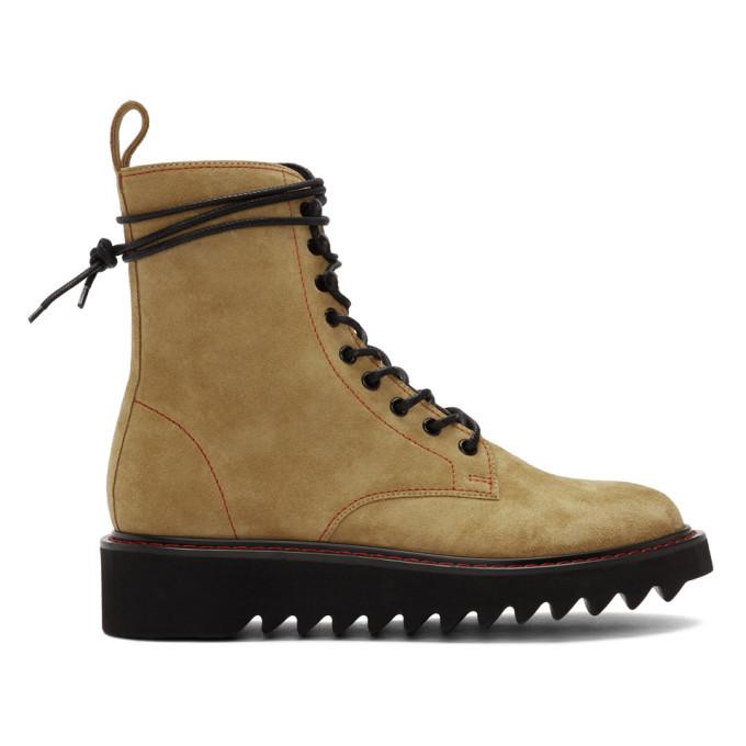 Photo: Giuseppe Zanotti Beige Nevada Boots