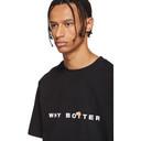 Botter Black Why Botter T-Shirt