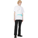 Raf Simons White The Others T-Shirt