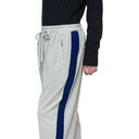 3.1 Phillip Lim Grey and Blue Baggy Sweatpants