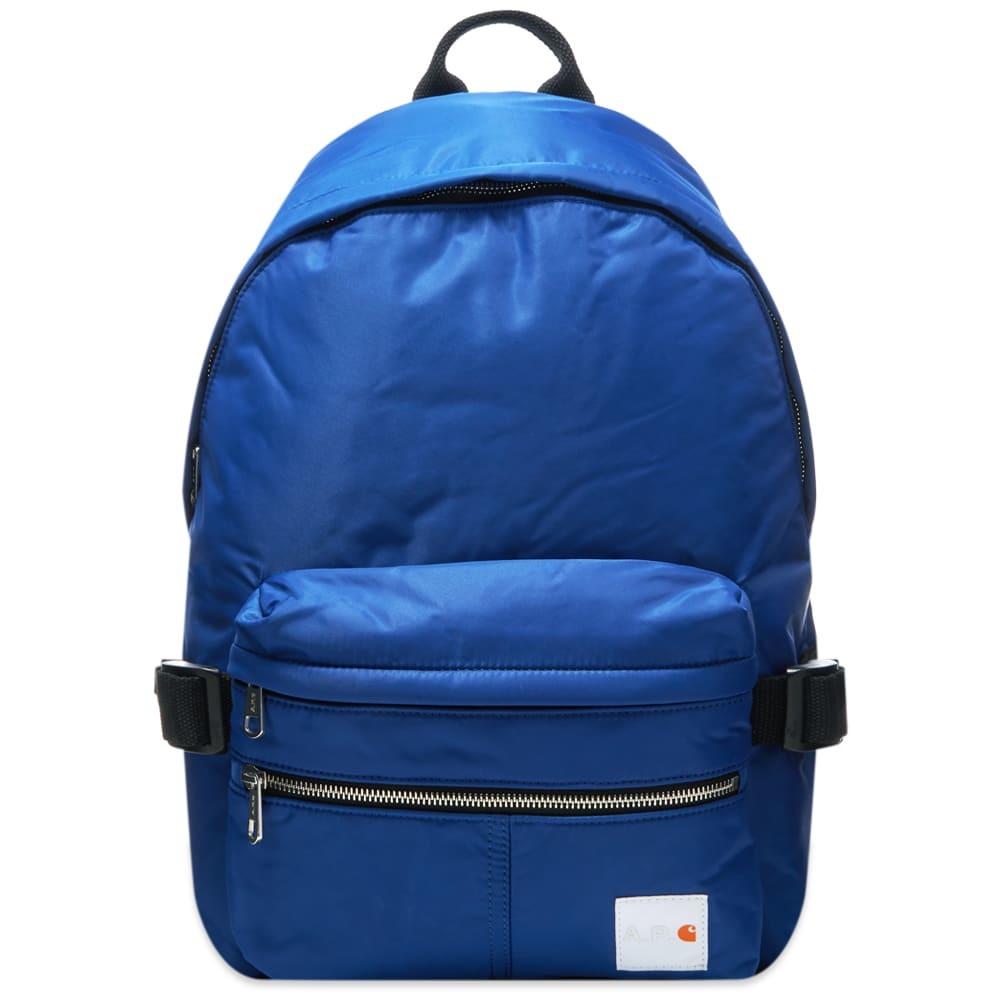 Photo: A.P.C. x Carhartt WIP Backpack