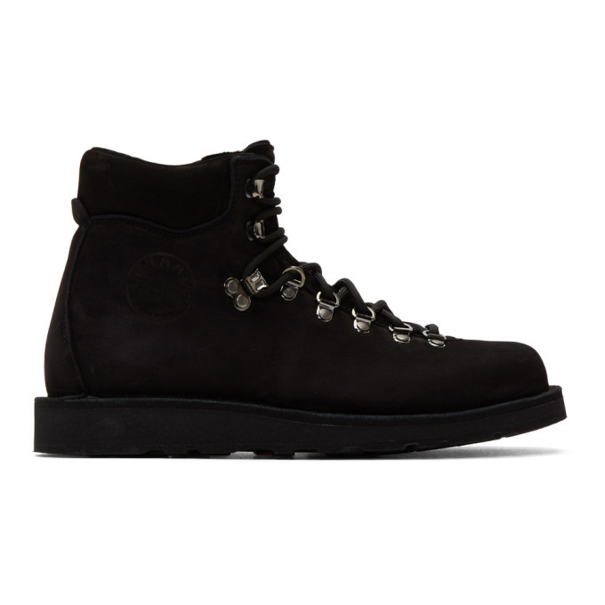 Photo: Diemme Black Nubuck Roccia Vet Boots