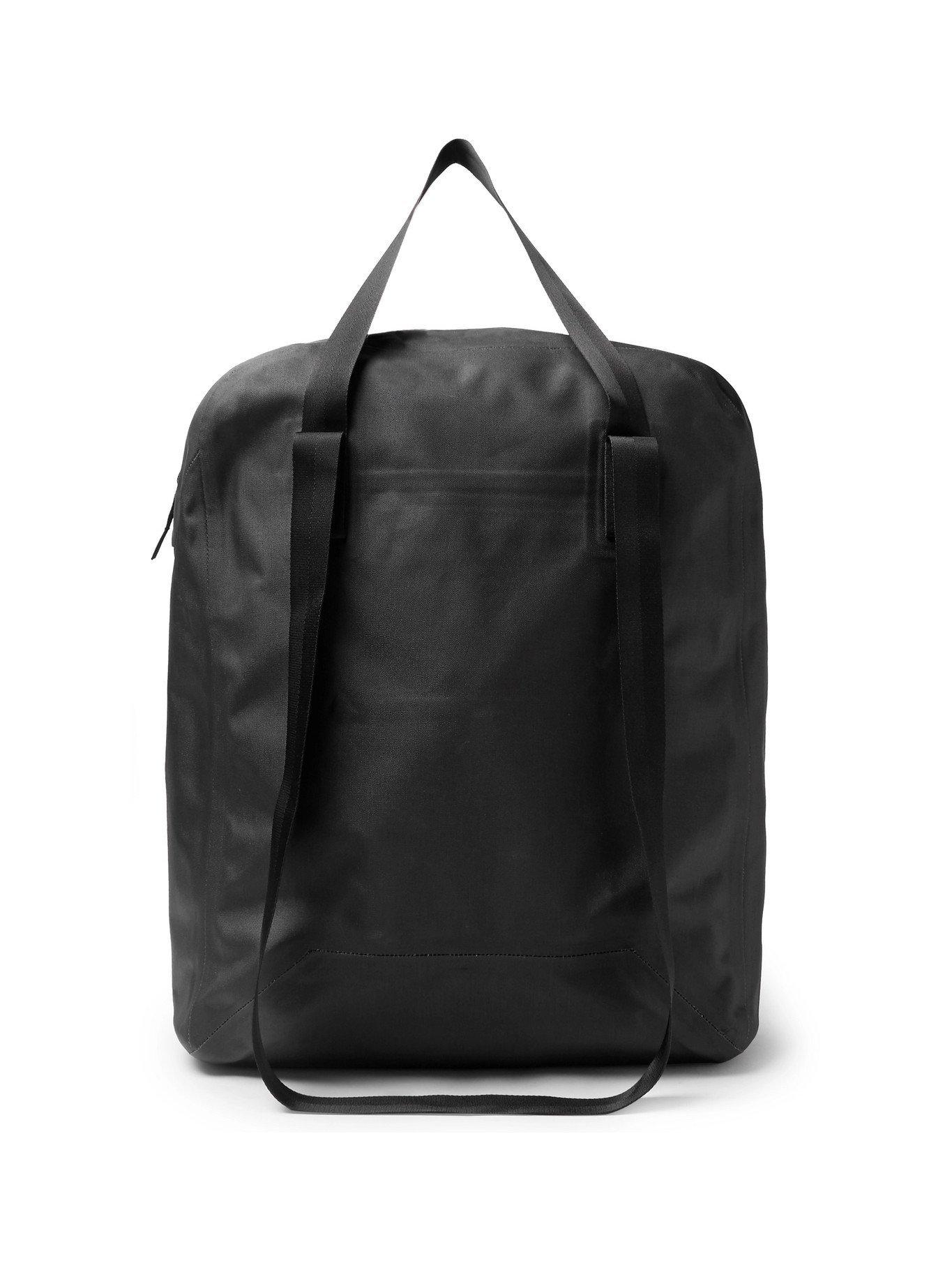 Photo: VEILANCE - Seque Shell Tote Bag - Black