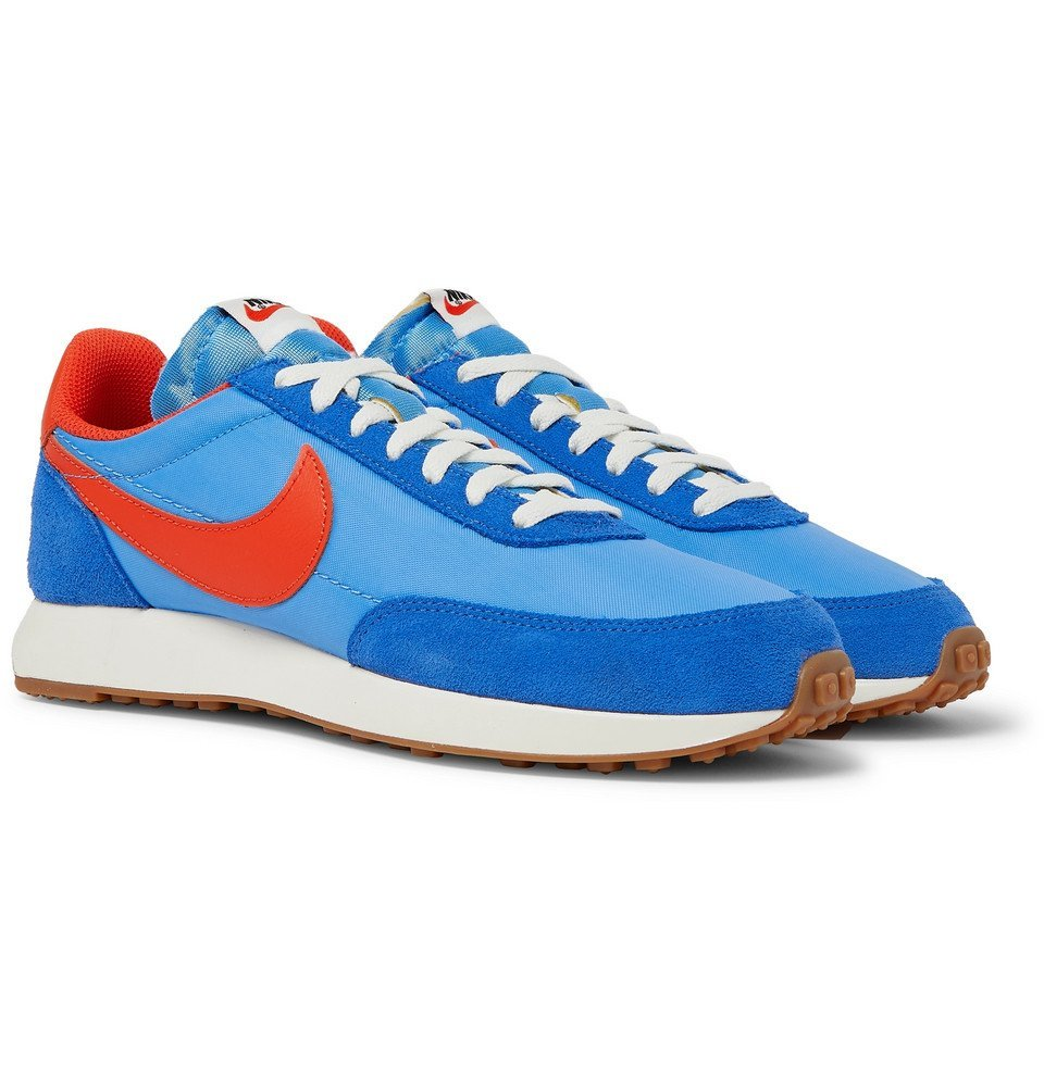 Nike Air Tailwind 79 canvas sneakers Blue