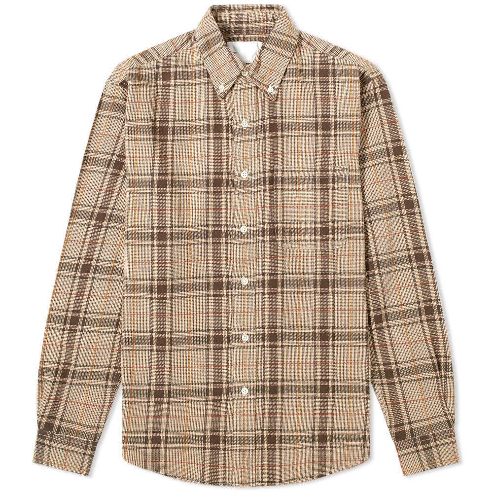 Photo: Adsum Button Down Premium Loose Weave Shirt