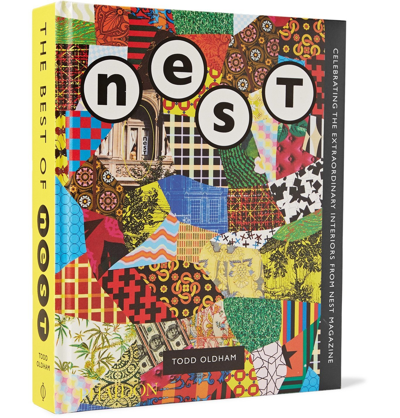 Photo: Phaidon - The Best of Nest: Celebrating the Extraordinary Interiors from Nest Magazine Hard Cover Book - Multi