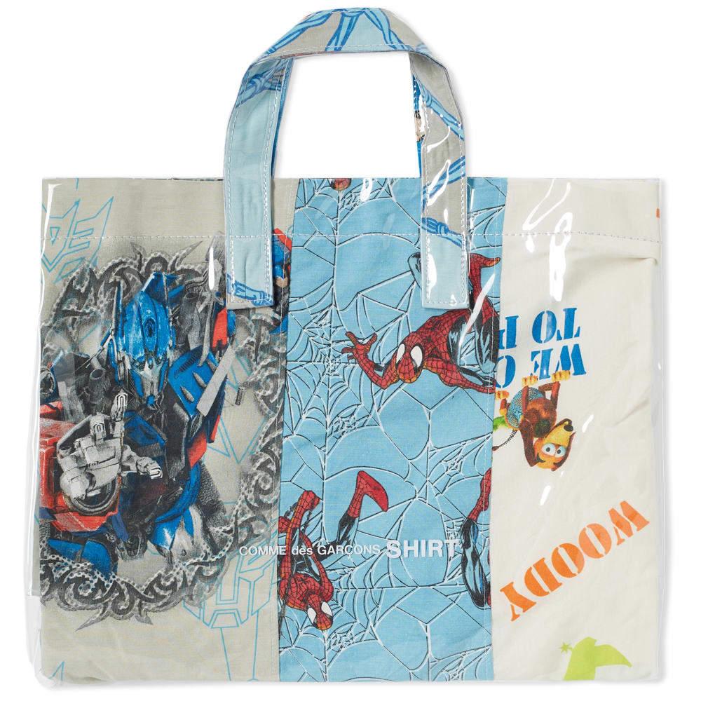 Photo: Comme des Garcons SHIRT Bed Sheet Tote Bag