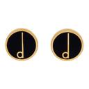 Dunhill Gold d Cufflinks