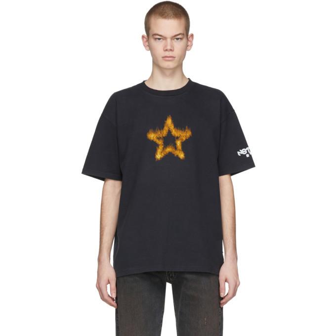 Photo: Converse Black A$AP Nast Edition T-Shirt