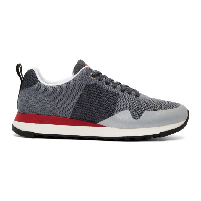 PS by Paul Smith Indigo Rappid MS2 Sneakers q2mutrZvgX