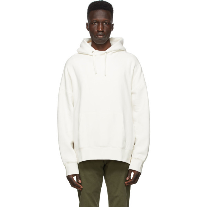 Photo: Levis Made and Crafted Off-White Box Hoodie